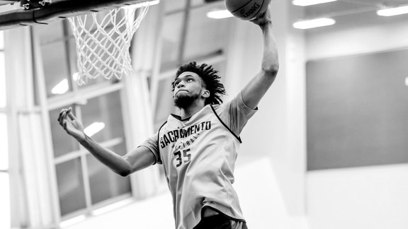 Summer Training: Marvin Bagley III