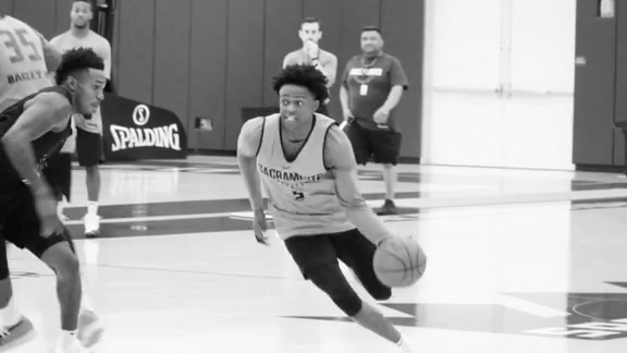 Summer Training: De'Aaron Fox