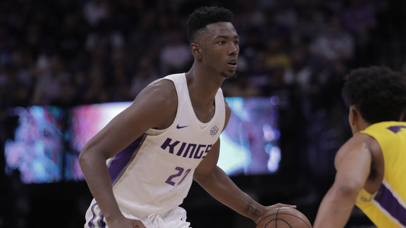 Harry Giles (13 points) vs. Los Angeles Lakers