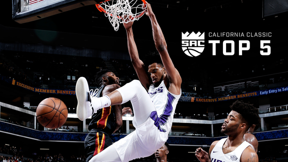 Kings Top 5: California Classic