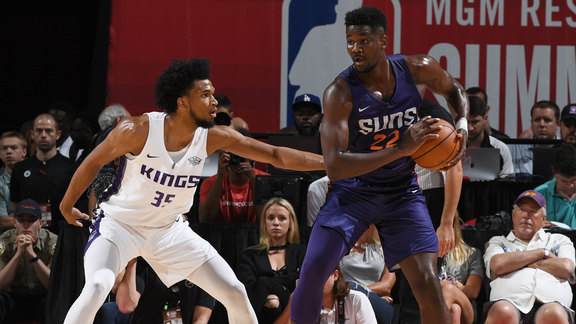 Kings vs Suns Summer League Highlights 7/7/18