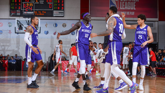 Kings vs Clippers Summer League Highlights 7/8/18