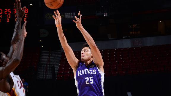 Justin Jackson Continues His Hot Summer