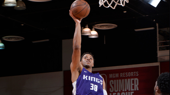 Kings vs Warriors Summer League Highlights 7/13/18
