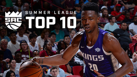 Kings Top 10: Summer League