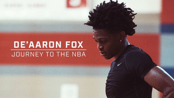 De'Aaron Fox | Journey to the NBA