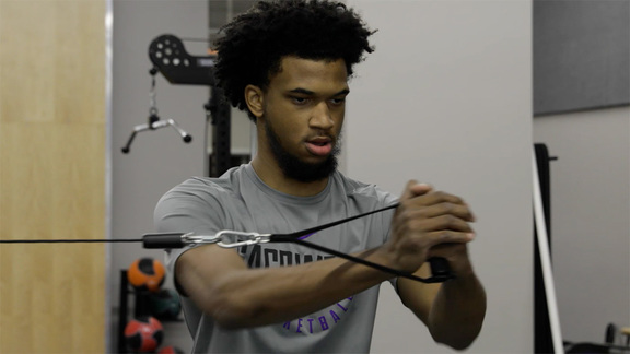 Hard Work: Marvin Bagley III