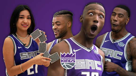Kings React to Magic