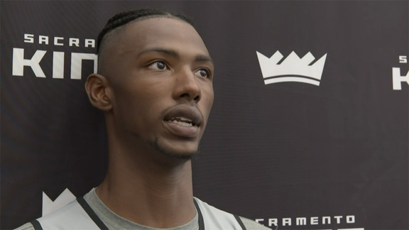 Harry Giles III Training Camp Interview - 9/27/18