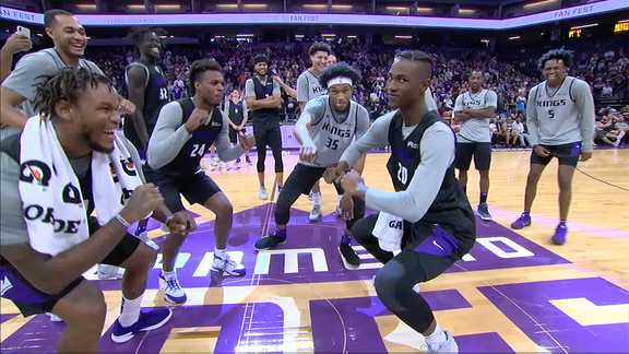 2018 Kings Rookie Dance Contest