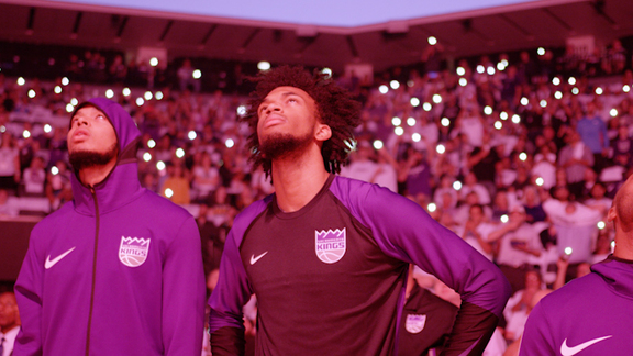 Marvin Bagley III Makes NBA Debut