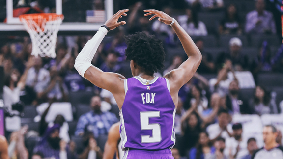 De'Aaron Fox | Year 2