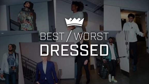 Best/Worst Dressed Kings