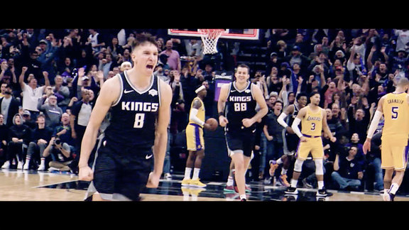 Kings vs Lakers Mini-Movie 12.27.18