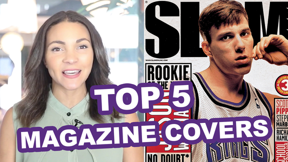 Top 5 Magazine Covers in Kings History