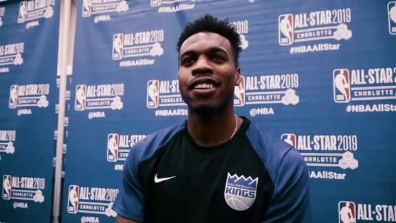 Buddy Hield All-Star Saturday Reaction 2.16.19