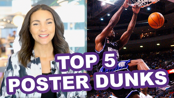 Top 5 Poster Dunks in Kings History