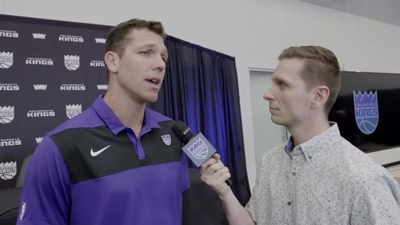 Luke Walton 1-on-1 Interview 4.16.19