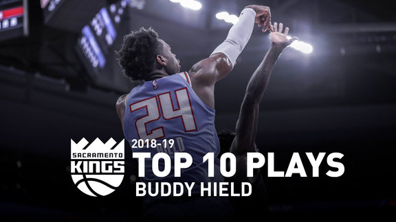 2018-19 Buddy Hield Top 10 Plays