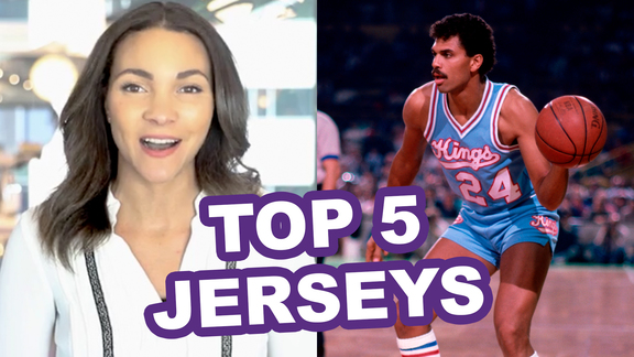 Top 5 Jerseys in Kings History