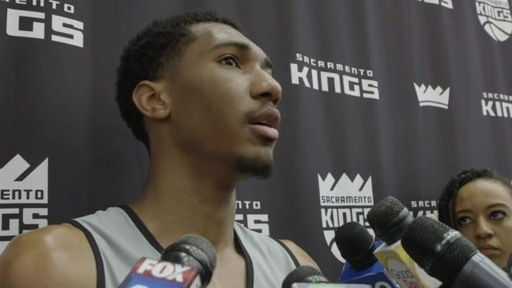 2019 Kings Pre-Draft Workout: Armoni Brooks