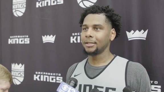 2019 Kings Pre-Draft Workout: Marques Bolden