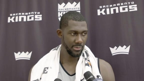 2019 Kings Pre-Draft Workout: Christ Koumadje