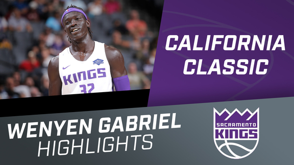 Wenyen Gabriel California Classic Highlights 2019