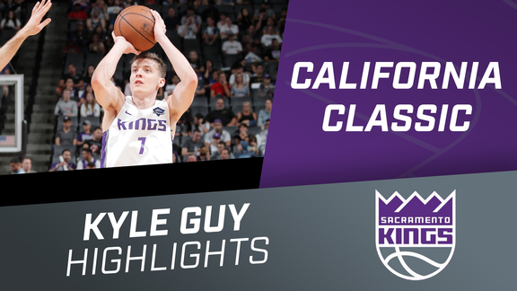 Kyle Guy California Classic Full Highlights