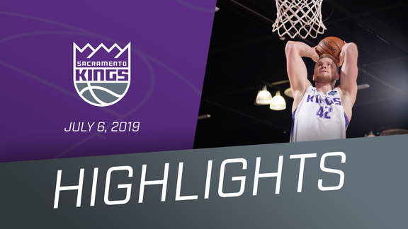 Kings vs China Highlights 7.6.19