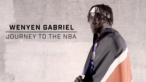 Wenyen Gabriel | Journey to the NBA