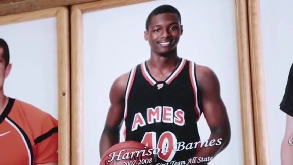 Harrison Barnes | Journey to the NBA