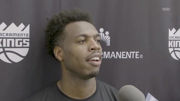 Buddy Hield | Training Camp Day 2