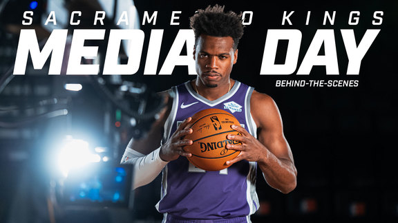 2019 Kings Media Day Hype