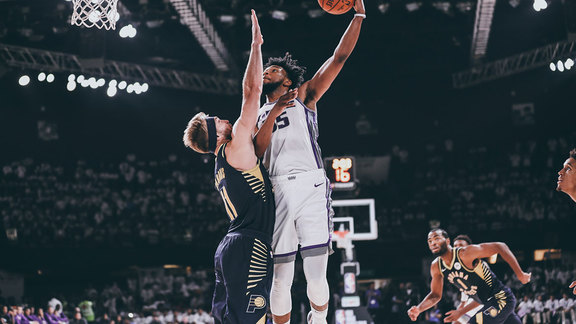 Kings Conclude First-Ever NBA Game in India