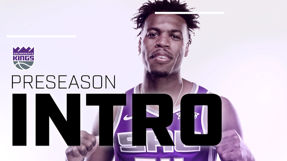 Kings 2019-20 Preseason Intro
