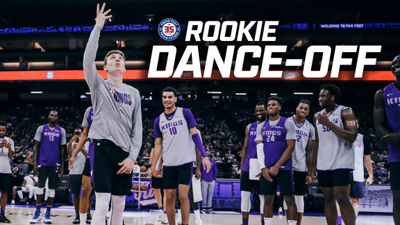 2019 Kings Rookie Dance-Off