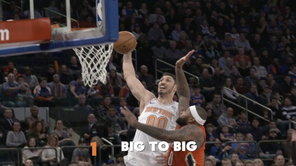 Top 5 Plays of the Week: Jan. 19