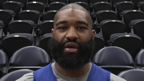 Junior Knicks Stories: Youth Coaches, Kyle O'Quinn