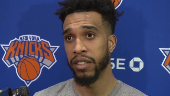 Courtney Lee expresses support and optimism for Porzingis' bright future