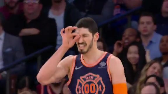 Knicks Exclusives: The Many Faces of Enes Kanter