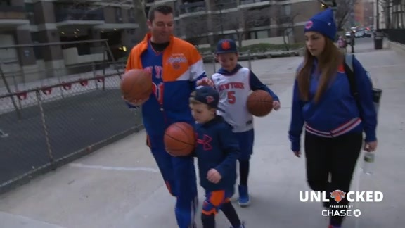 Knicks Unlocked pres. by Chase | Episode #4 - The Fans