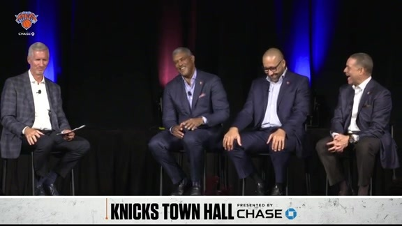 Knicks Town Hall
