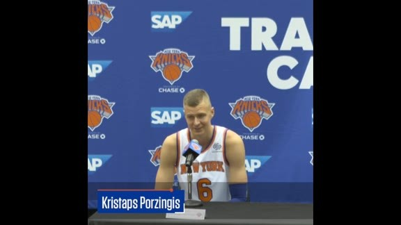 KP on Coach Fizdale's visit to Latvia