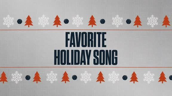 Knicks Holiday Favorites: Holiday Song
