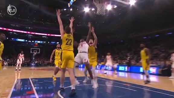 Knicks Highlights: Emmanuel Mudiay scores 21 points vs. Pacers