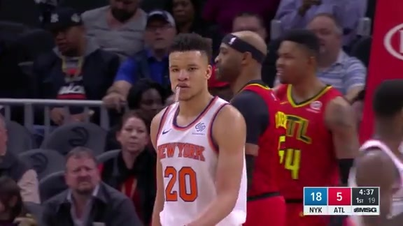 Game Highlights: Knicks 106, Hawks 91