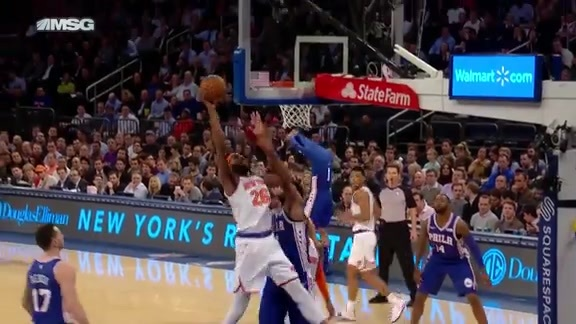 Knicks Highlights: Mitchell Robinson Top Plays | Week 18