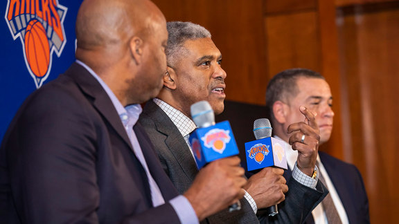 Breaking Barriers: Exploring Diversity in Sport & Business with the Knicks Front Office