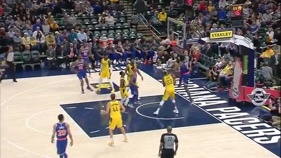 Game Highlights: Knicks 98 | Pacers 103 | New York Knicks